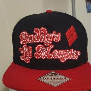 Daddys lil monster hat